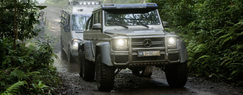 Mercedes Cars Used In Jurassic World