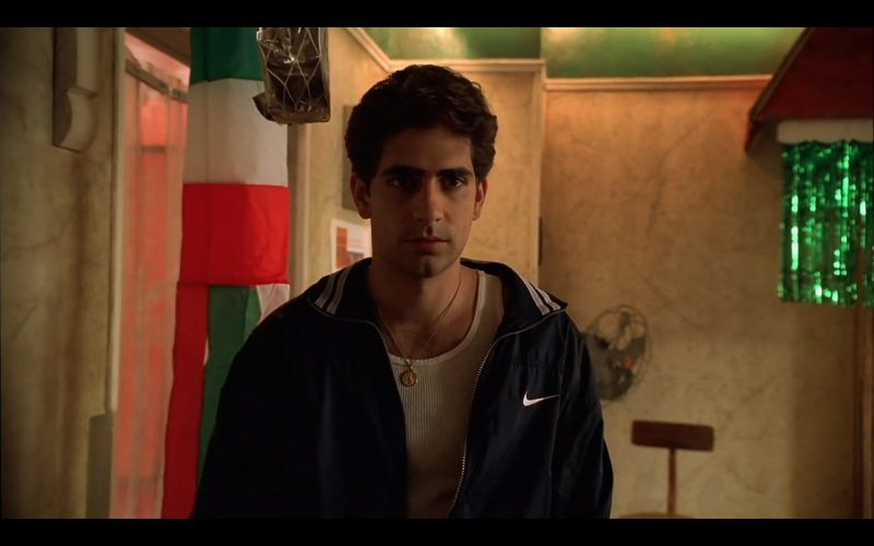 Nike Jacket - The Sopranos TV Show Product Placement