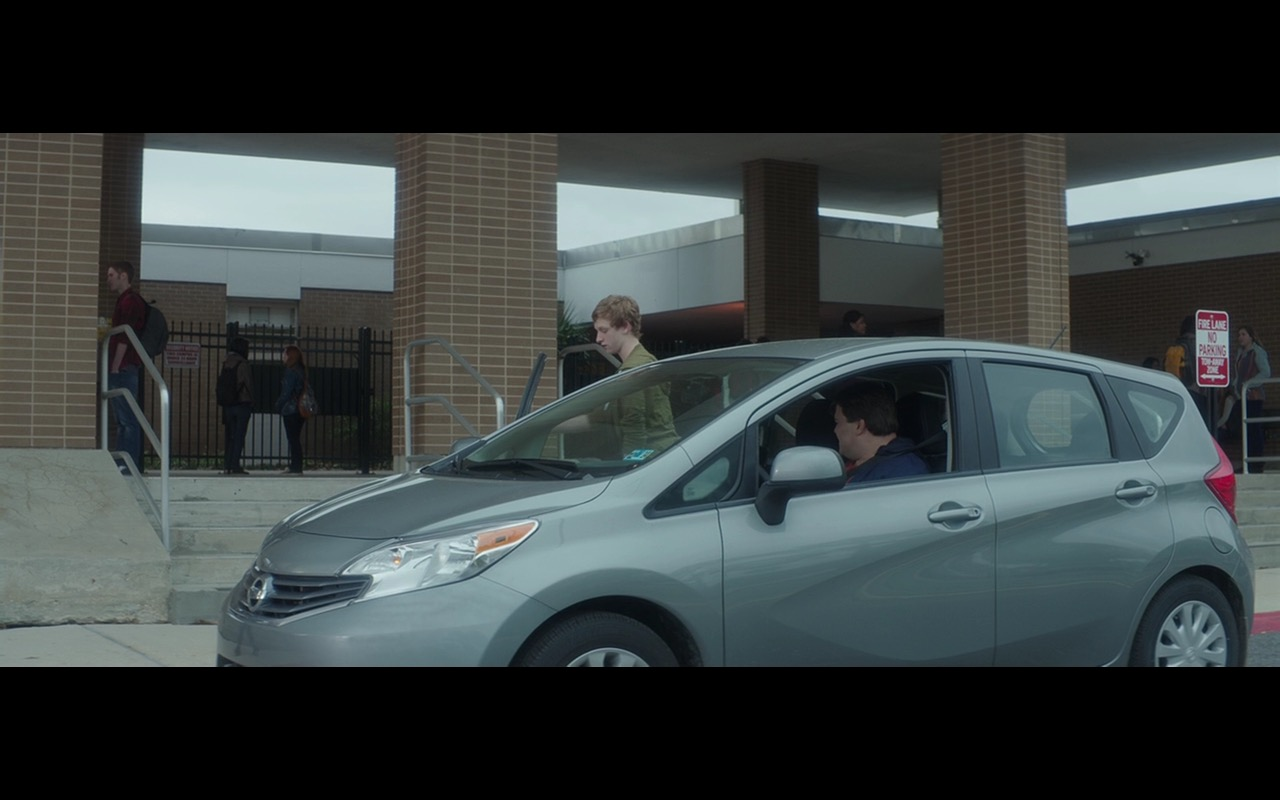 Nissan Versa – The D Train (2015) Movie Product Placement