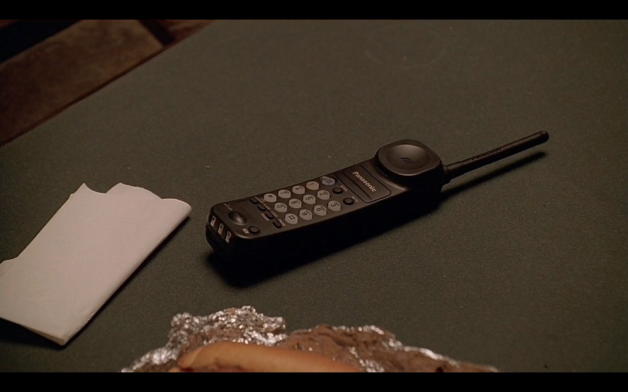 Panasonic Phone - The Sopranos