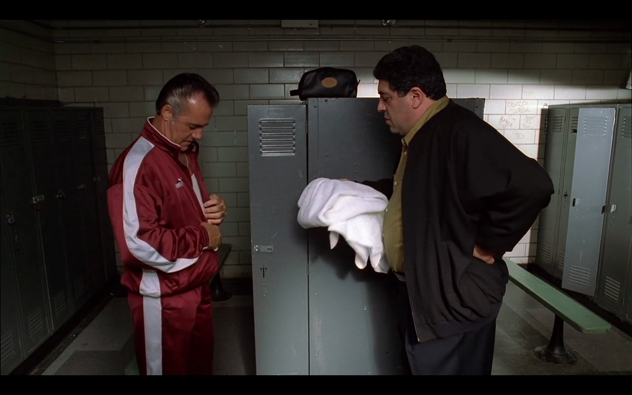 Puma Sportswear - The Sopranos TV Show Product Placement