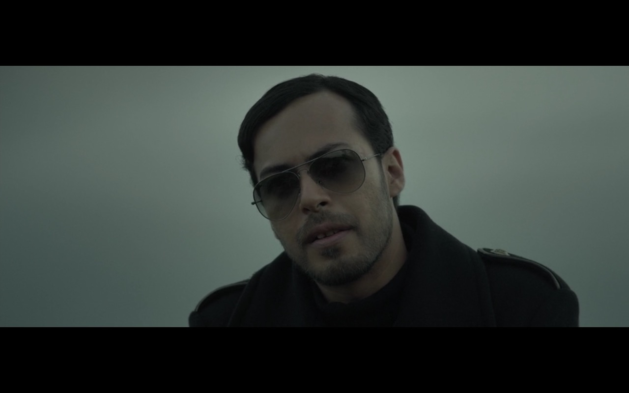 Ray Ban Sunglasses - The Raid 2 (2014) Movie Product Placement
