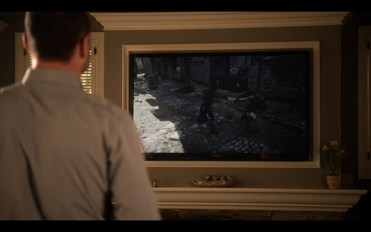 Sony TV + Assassin's Creed - Ray Donovan - TV Show Product Placement