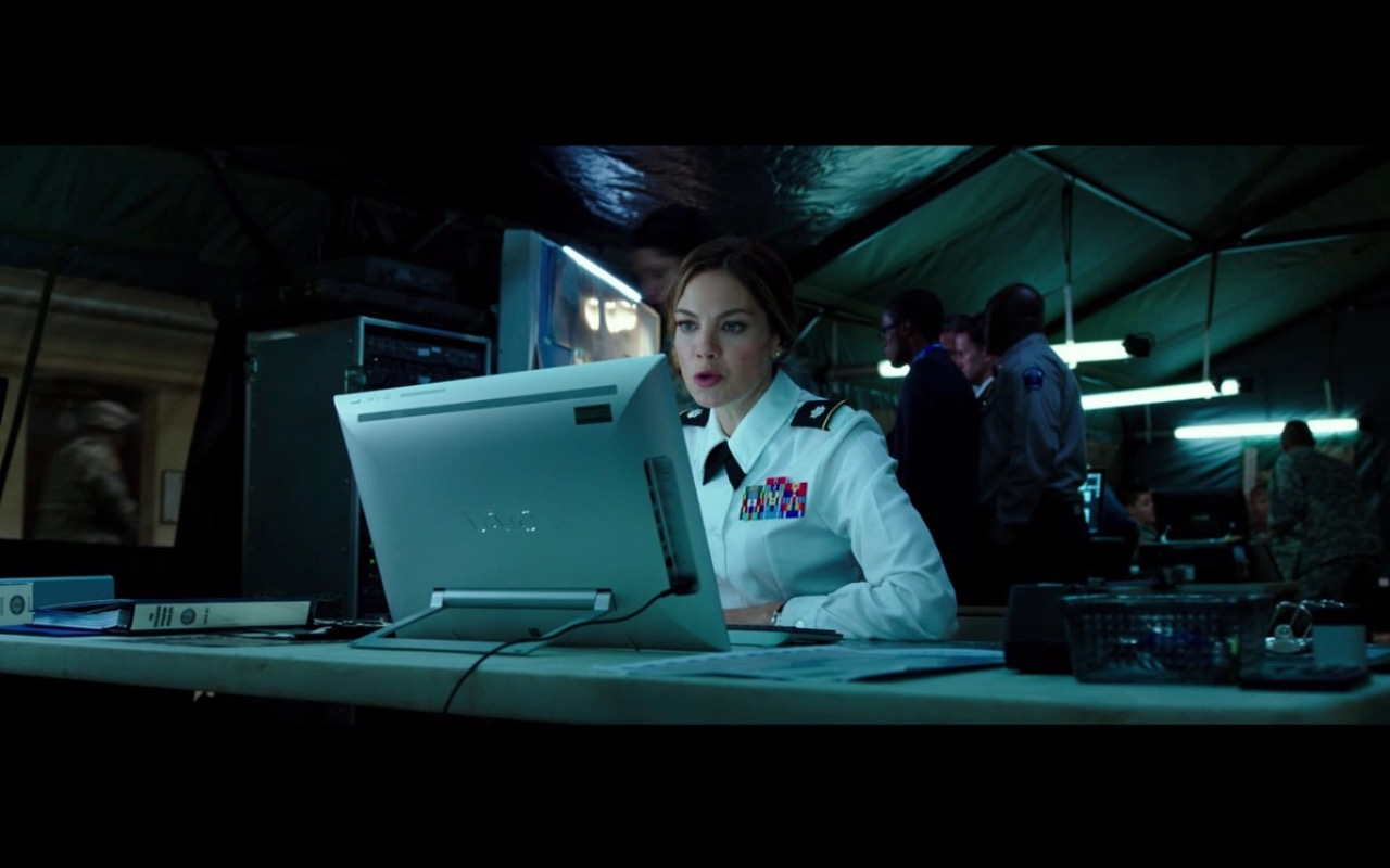 Used Apple Computers >> Sony VAIO Computer – Pixels (2015) Movie