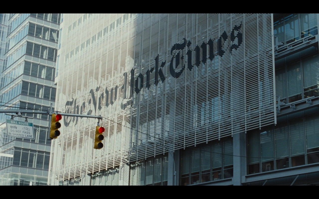 The New York Times - True Story (2015)