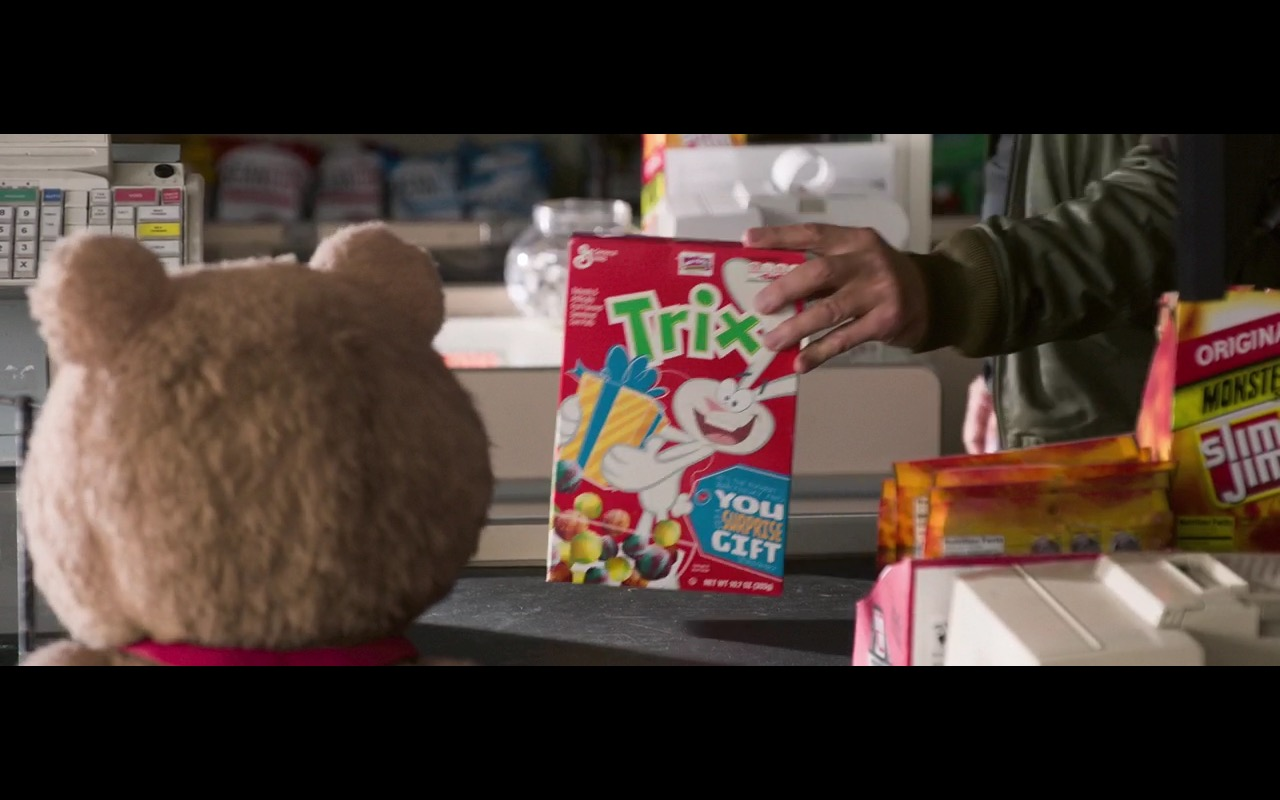Trix Breakfast Cereal – Ted 2 (2015) Movie Product Placement