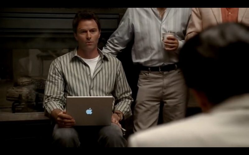 Apple MacBook Pro – The Sopranos