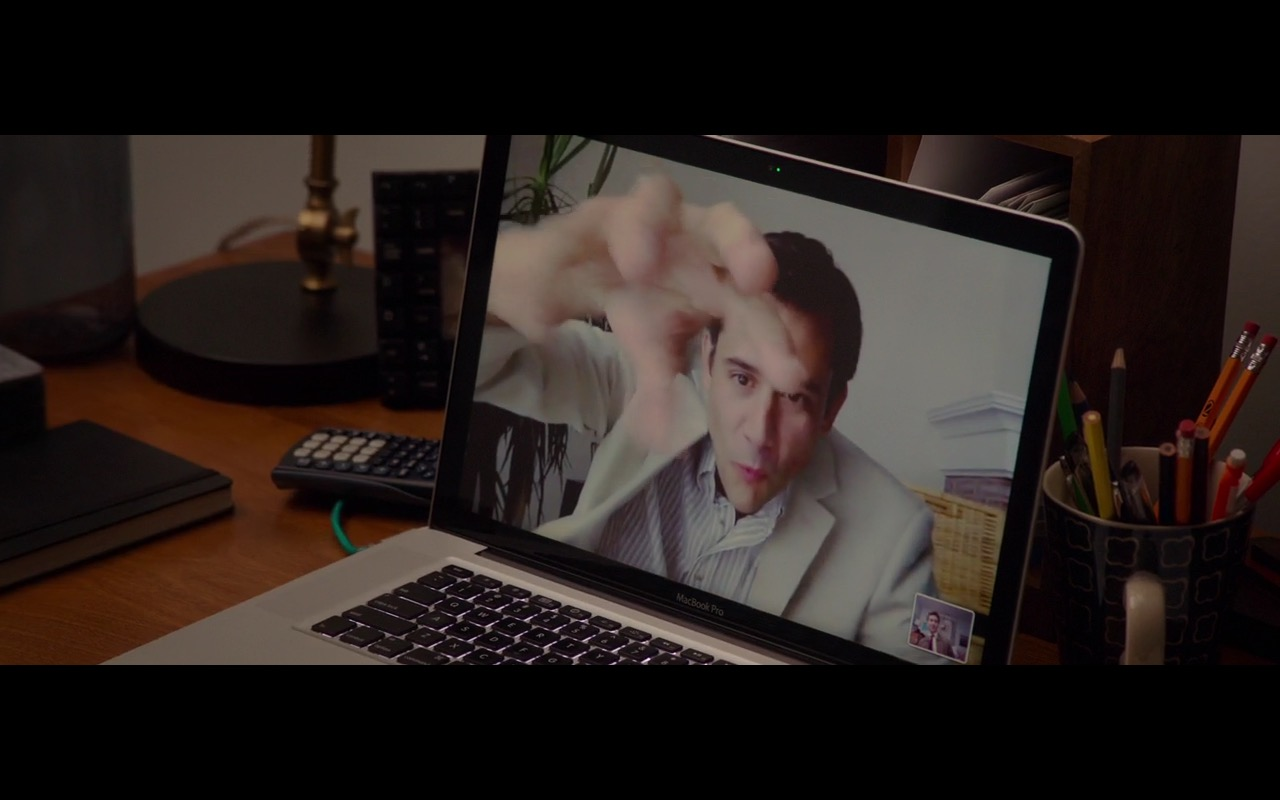 Apple MacBook Pro 15 – Ashby (2015) Movie Product Placement