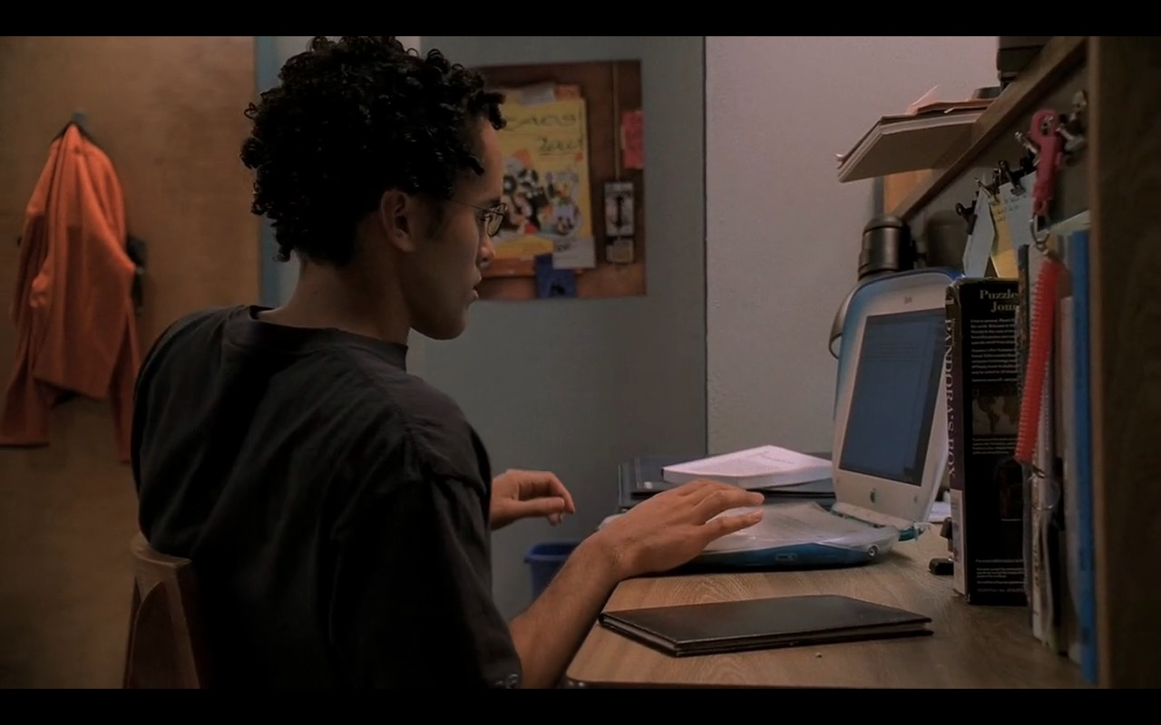 Apple iBook – The Sopranos - TV Show Product Placement