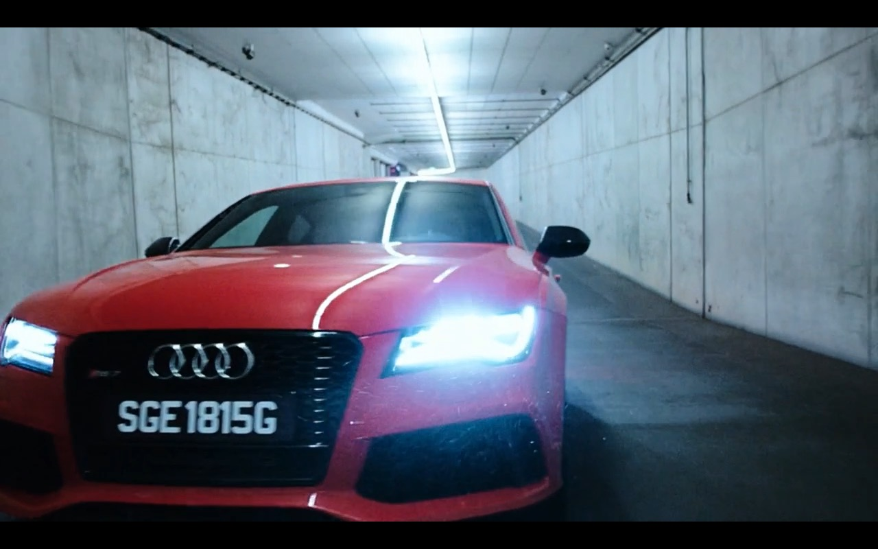 Audi – Hitman: Agent 47 (2015) - Movie Product Placement
