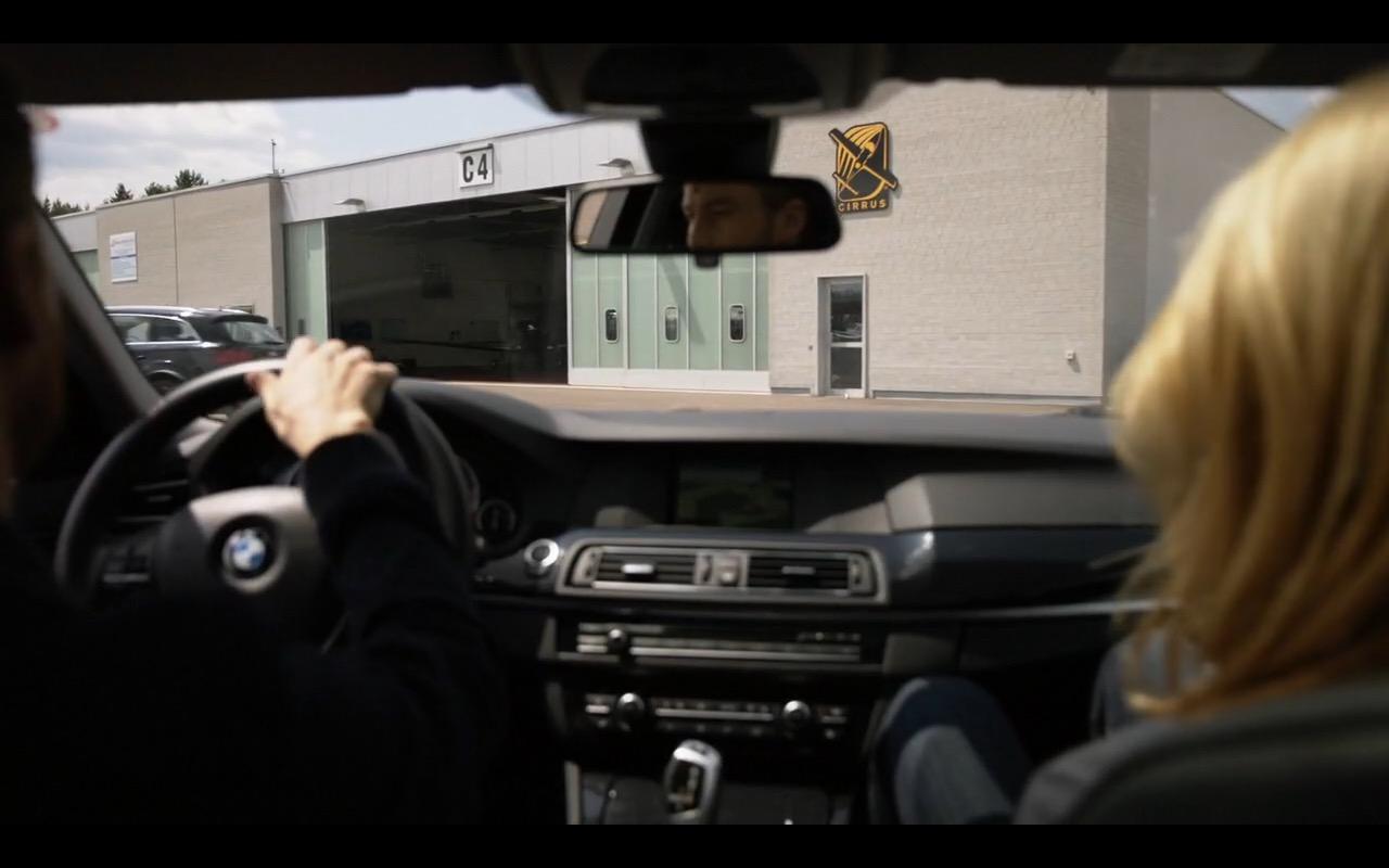 BMW 5-Series – Homeland TV Show Scenes