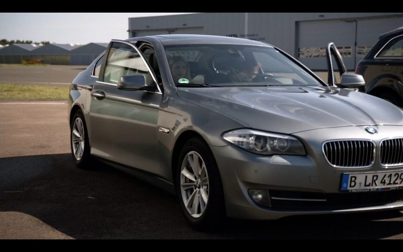 BMW 5-Series - Homeland TV Show Product Placement