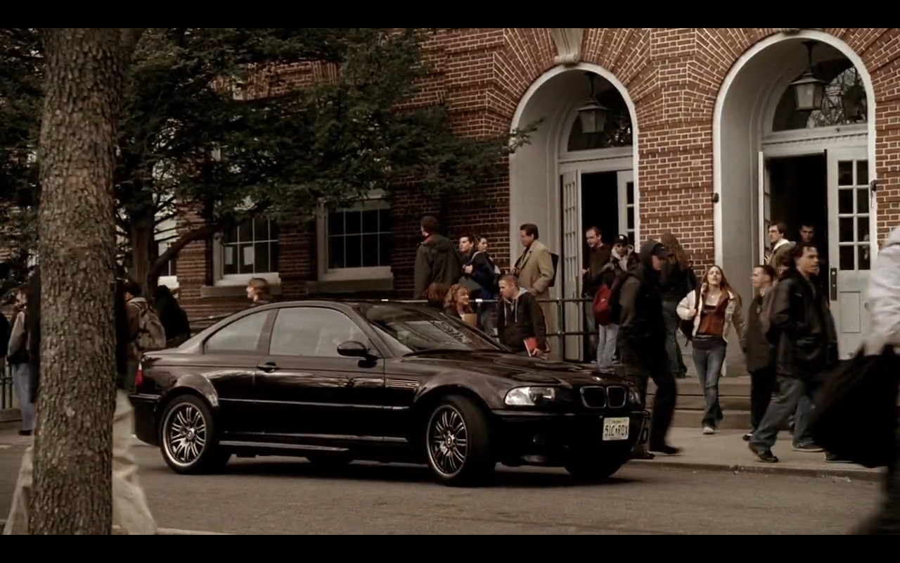 Bmw M3 The Sopranos Tv Show