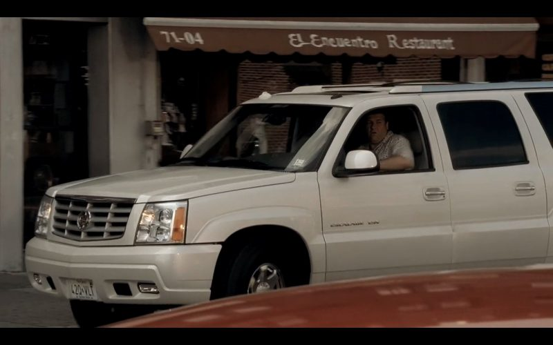 Cadillac Escalade – The Sopranos (1)