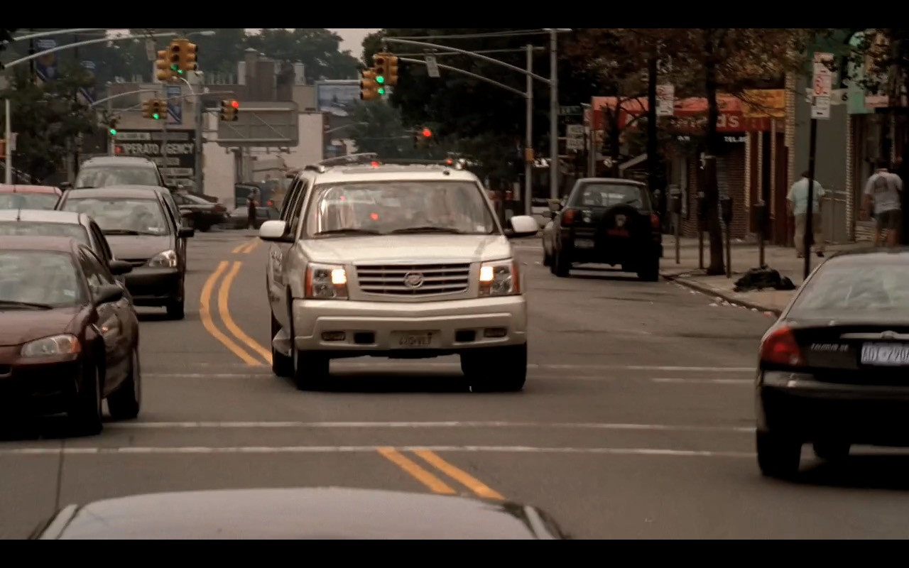 Cadillac Escalade – The Sopranos - TV Show Product Placement