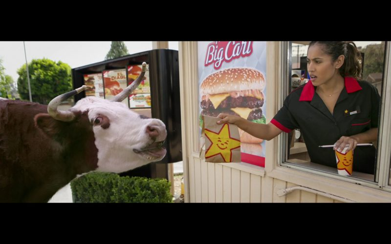 Carl's Jr. – Big Carl Burgers – Vacation (2015)