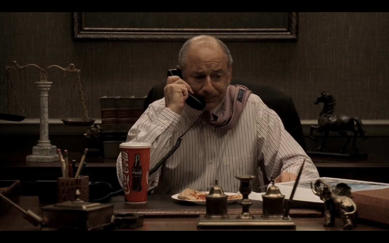 Coca-Cola – The Sopranos - TV Show Product Placement