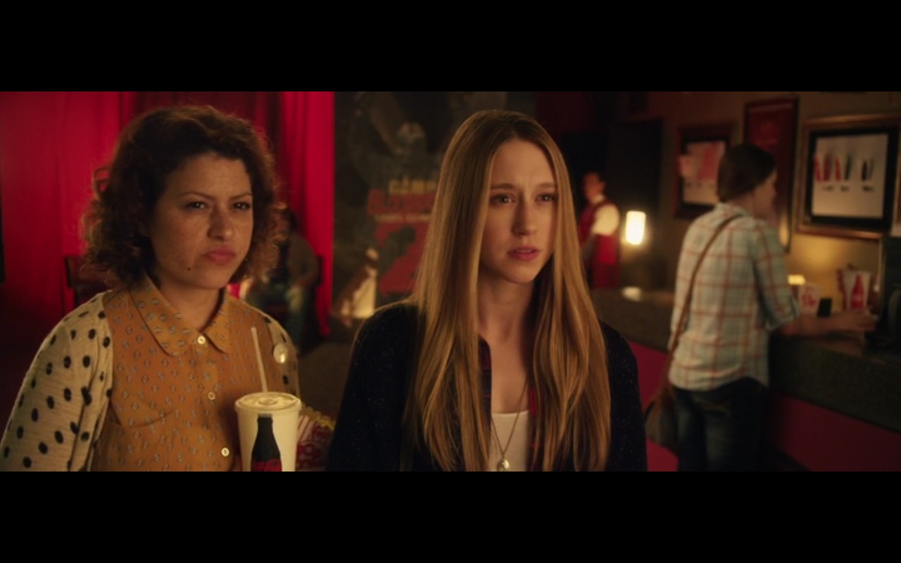 Coca-Cola Zero - The Final Girls (2015) - Movie Product Placement