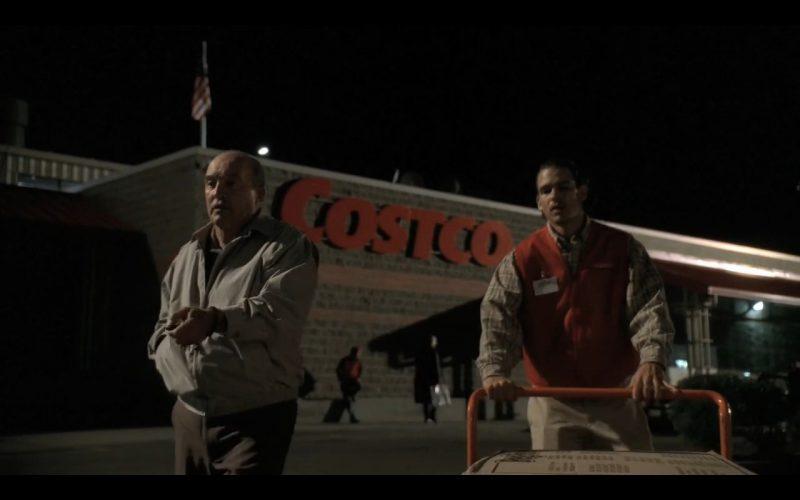 Costco Warehouse – The Sopranos