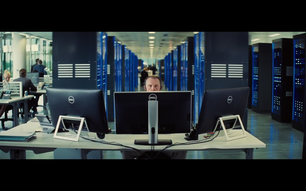 Dell Monitors And Computers Mission Impossible Rogue