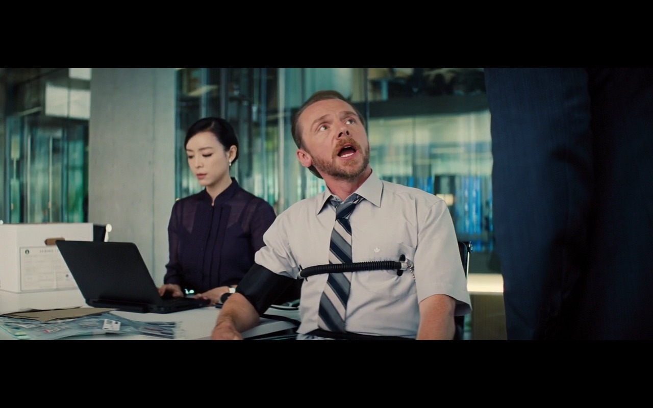DELL Notebook – Mission Impossible – Rogue Nation 2015 (2)