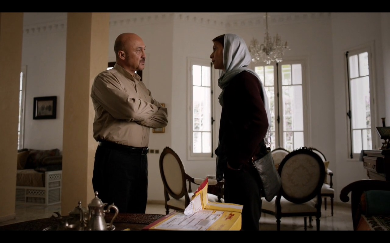 DHL Express - Homeland - TV Show Product Placement