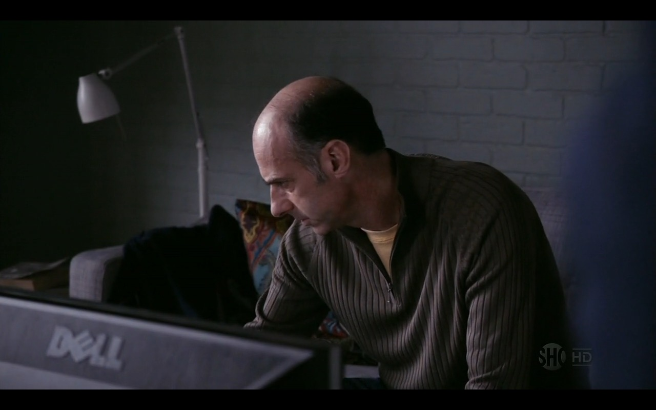 Dell Monitors - Homeland TV Show Product Placement