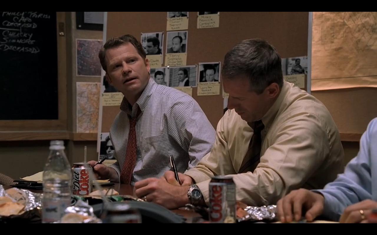 Diet Coke and Coca-Cola - The Sopranos TV Show