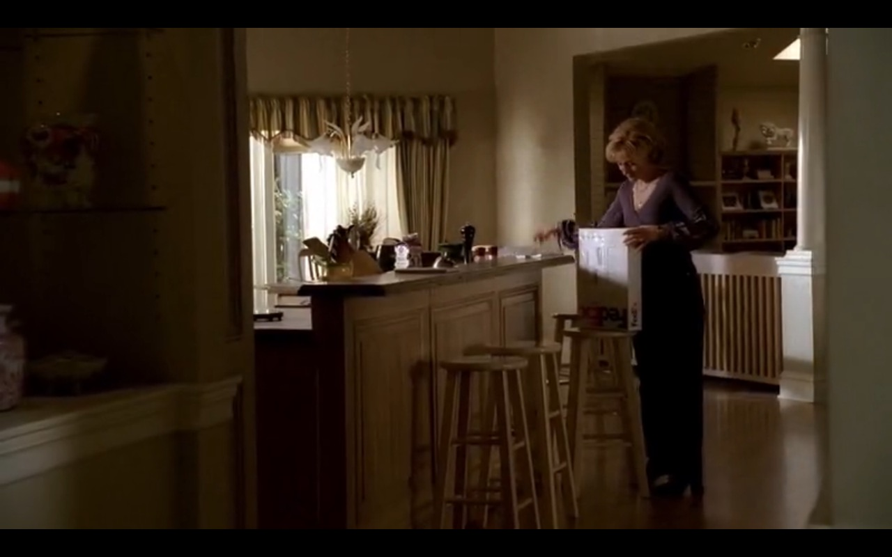 FedEx - The Sopranos TV Show Product Placement