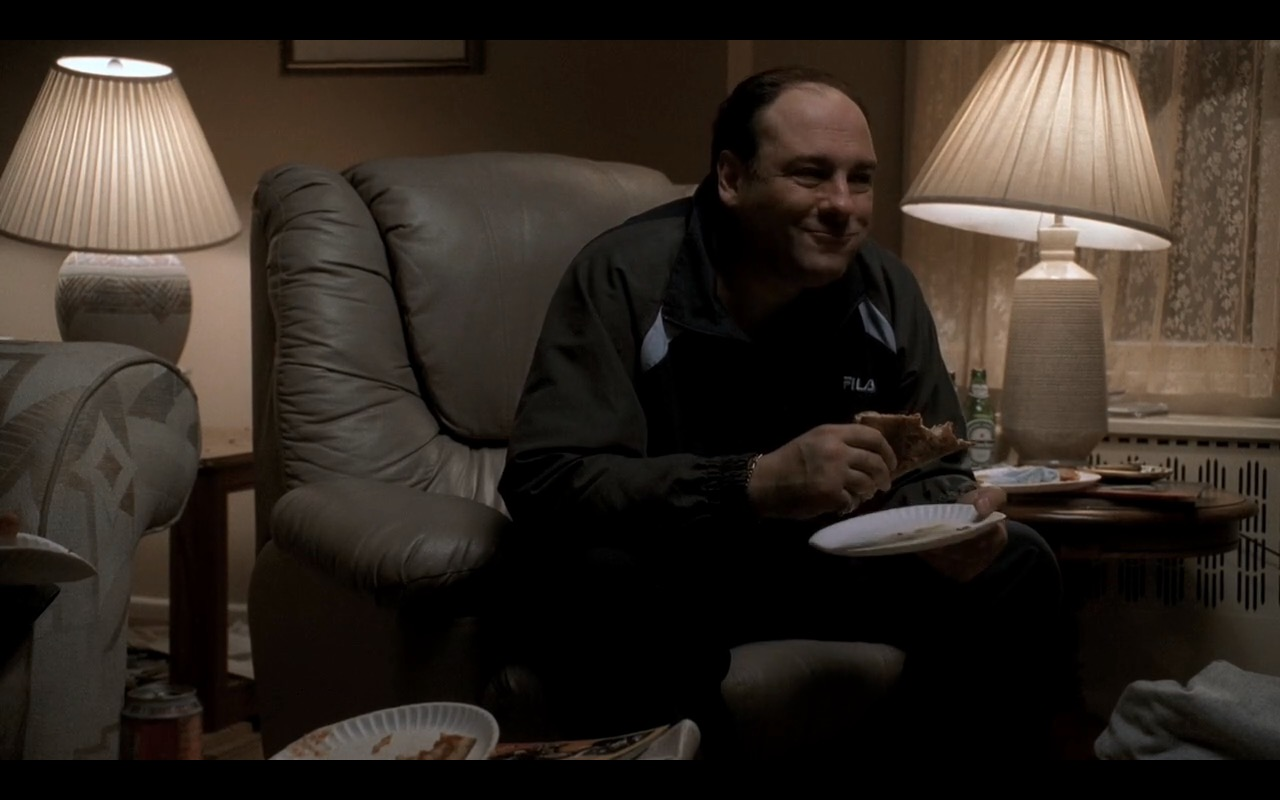 Fila Men's Sportswear - The Sopranos TV Show Product Placement