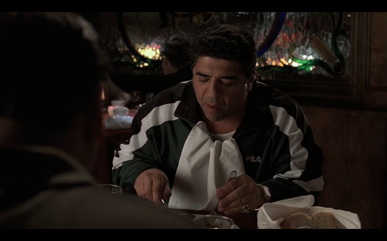 Fila Tracksuit – The Sopranos TV Show Product Placement