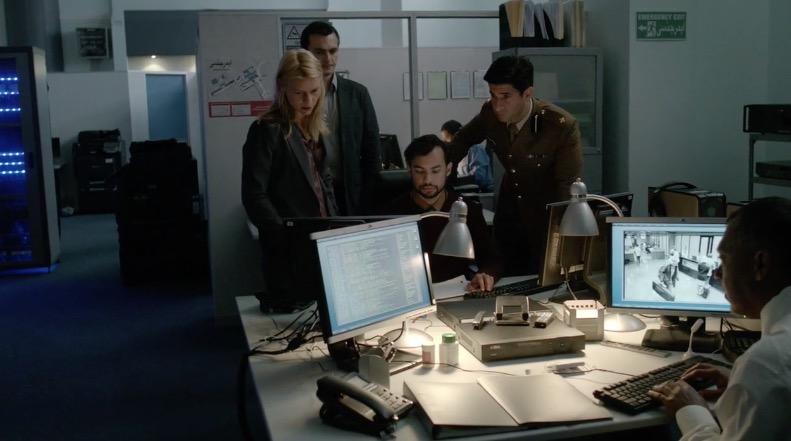 HP Monitors – Homeland 2