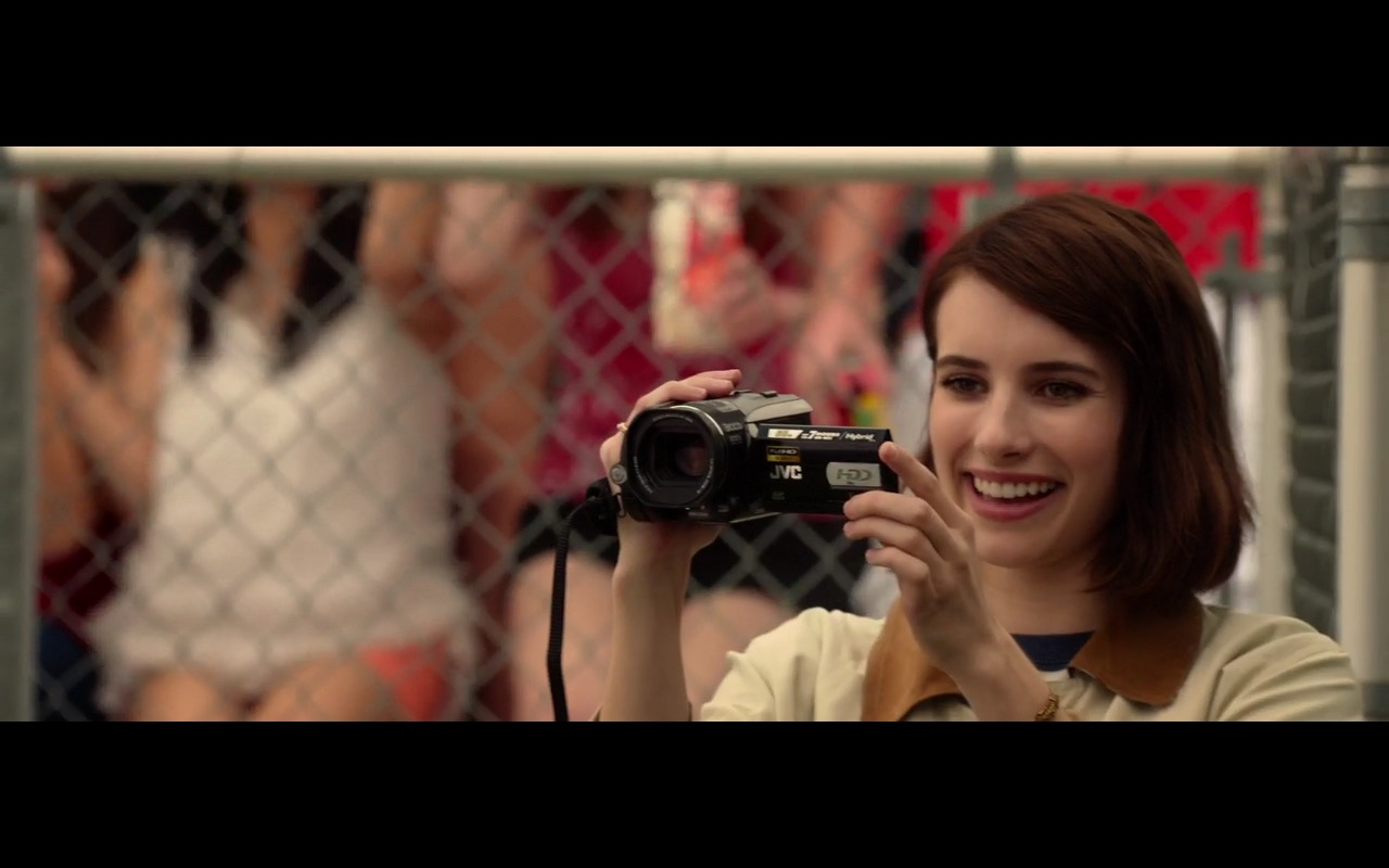 JVC Video Camcorder – Ashby (2015) Movie Product Placement