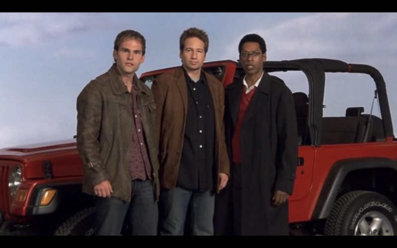 Jeep Wrangler – Evolution 2001 Product Placement (2)