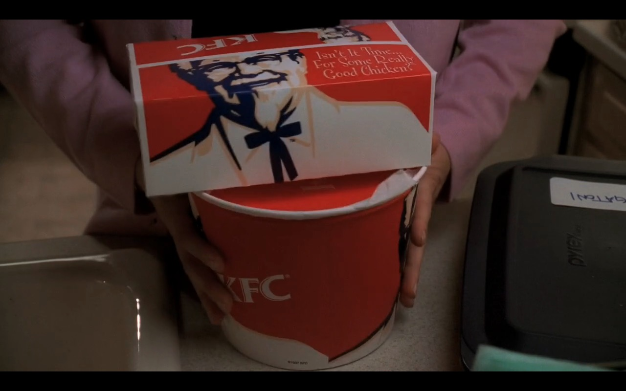KFC - The Sopranos TV Show Product Placement