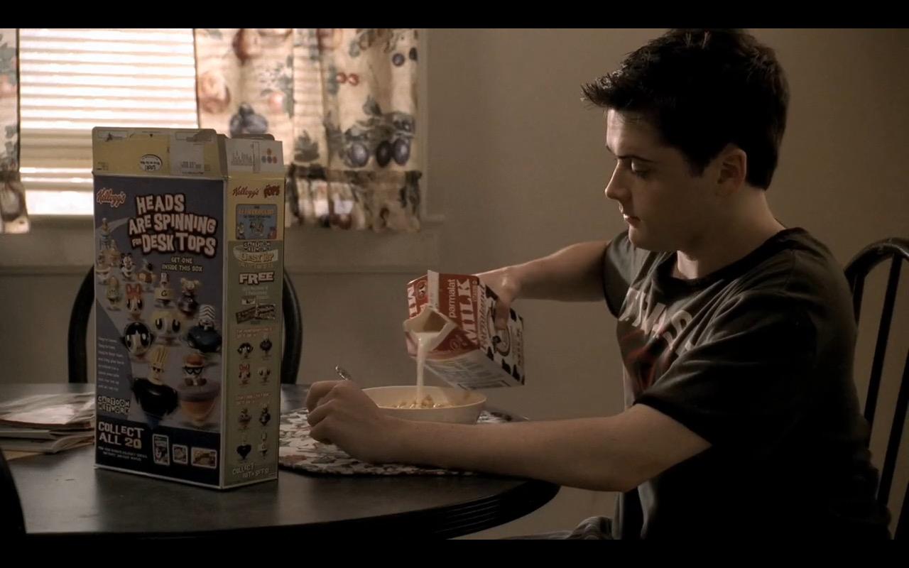 Kellogg's and Farmland Dairies Milk - The Sopranos