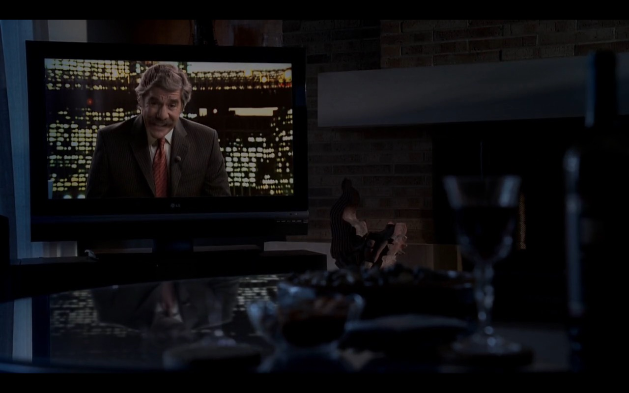 LG TV - The Sopranos TV Show Product Placement