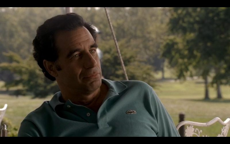 Lacoste Polo Shirt – The Sopranos (1)