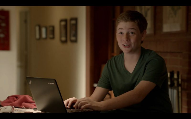 Lenovo ThinkPad Laptop Product Placement In Homeland TV Show