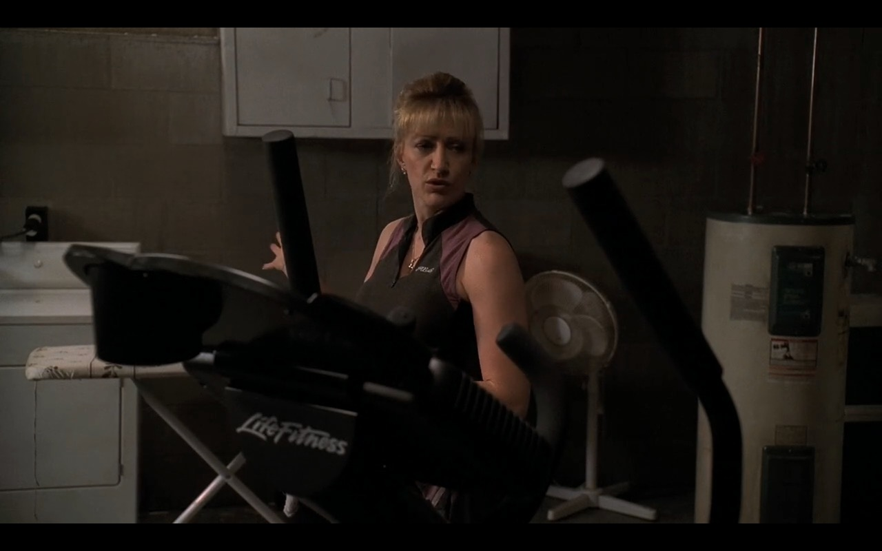 Life Fitness – The Sopranos - TV Show Product Placement