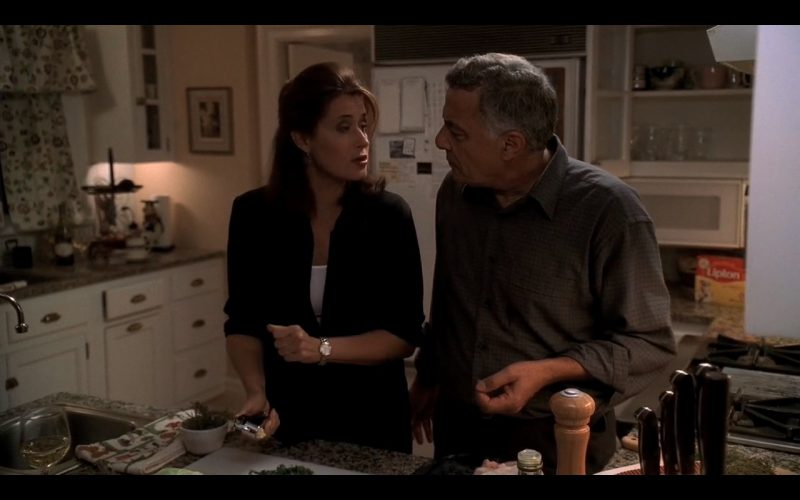 Lipton Tea – The Sopranos TV Show Product Placement