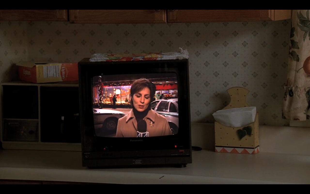 Lipton Tea and Panasonic TV - The Sopranos