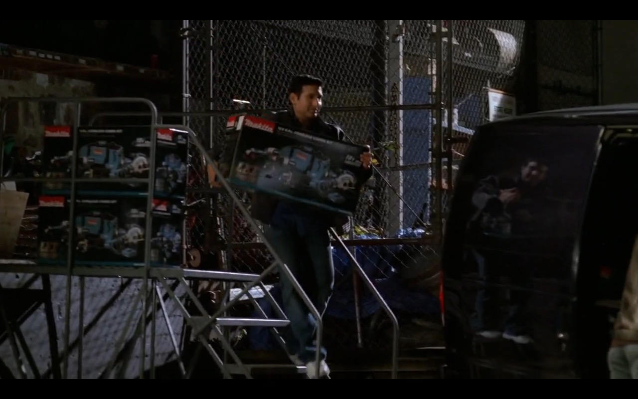Makita – The Sopranos TV Show Product Placement