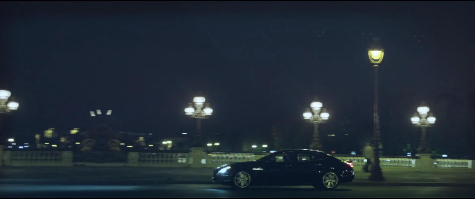 Maserati Quattroporte - Mylène Farmer & Sting - Stolen Car (12)