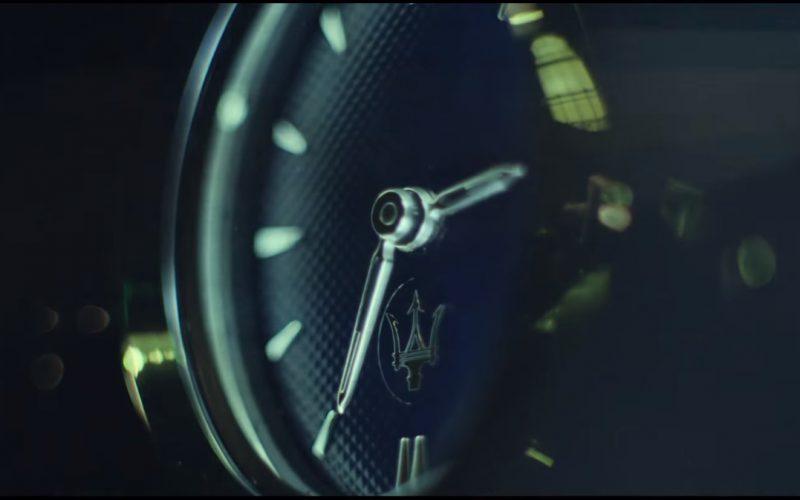 Maserati Quattroporte – Mylène Farmer & Sting – Stolen Car (2)