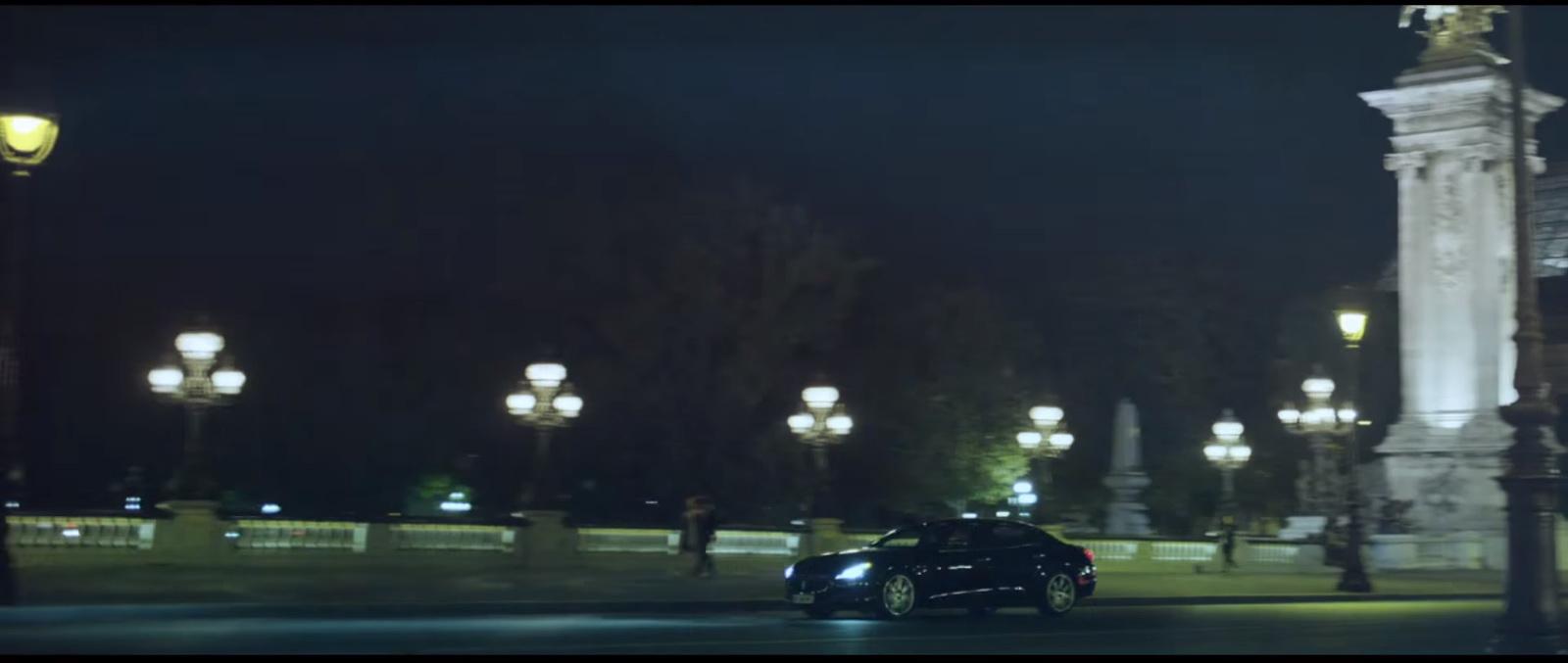 Maserati Quattroporte - Mylène Farmer & Sting - Stolen Car (4)