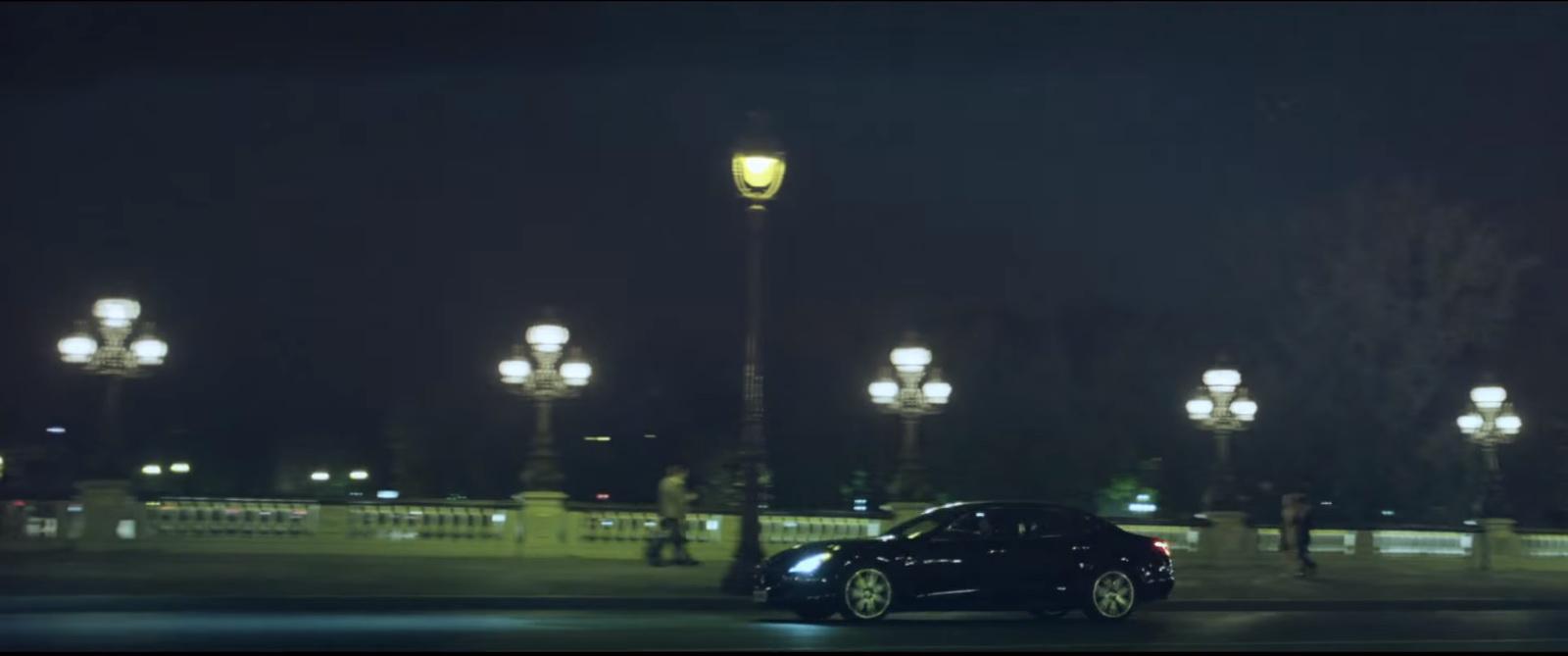 Maserati Quattroporte - Mylène Farmer & Sting - Stolen Car (5)