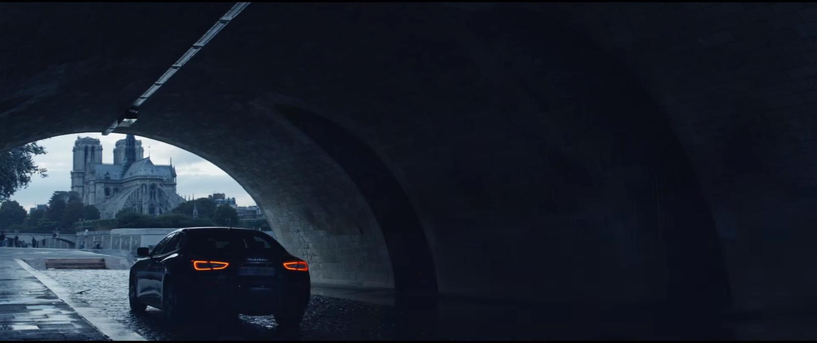 Maserati Quattroporte - Mylène Farmer & Sting - Stolen Car (6)