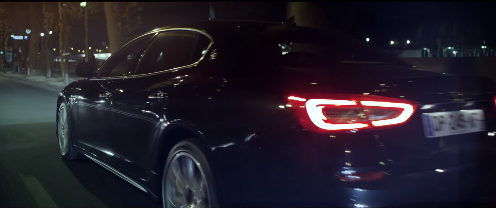 Maserati Quattroporte - Mylène Farmer & Sting - Stolen Car (7)