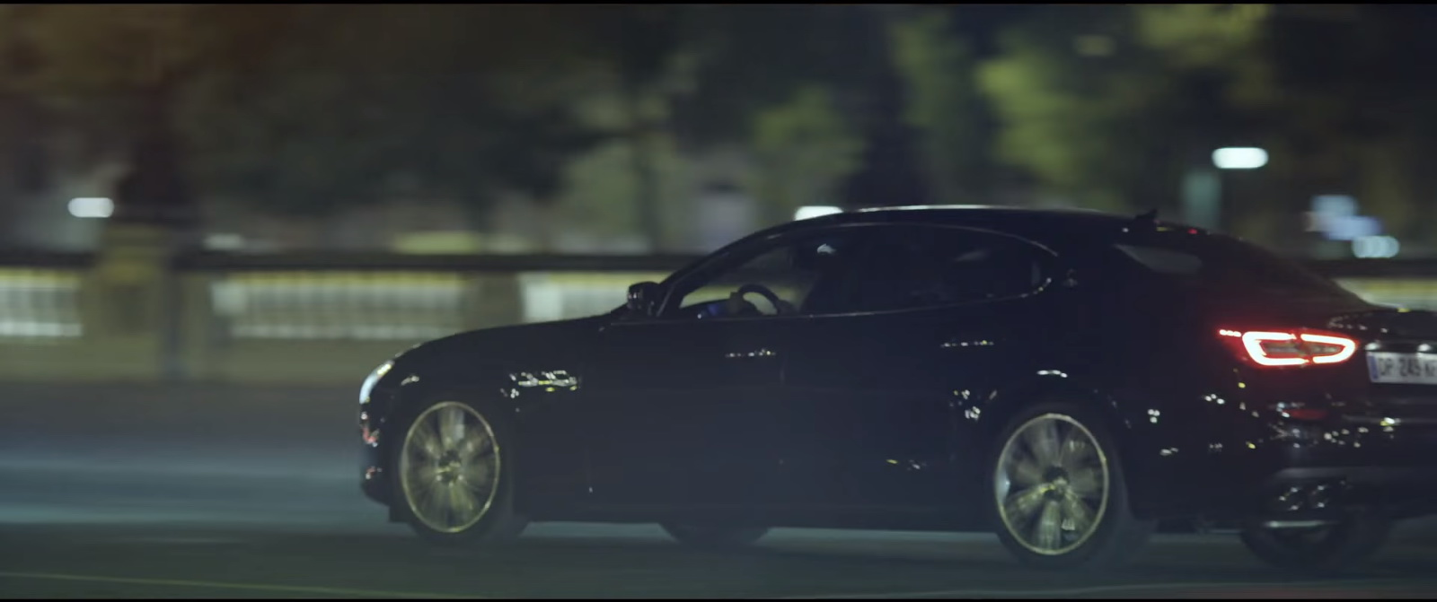 Maserati Quattroporte - Mylène Farmer & Sting - Stolen Car (9)